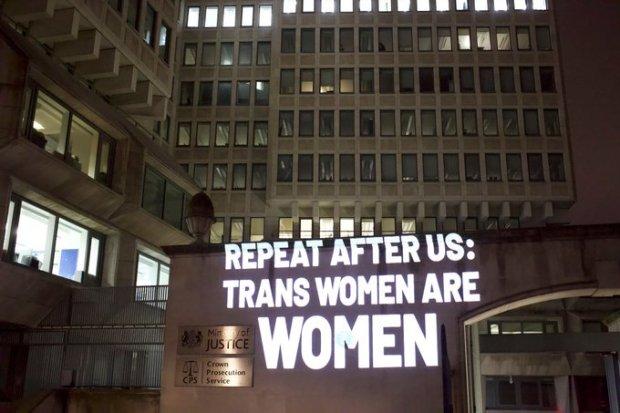 trans women are women