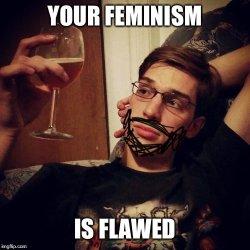 flawed feminism